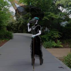 Miss Gerties walk of the Plague Doctor