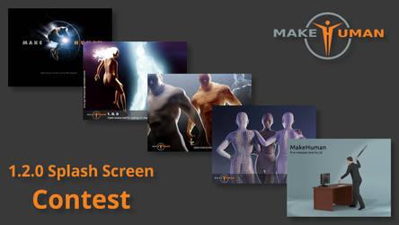 Makehuman Splash Contest 2020