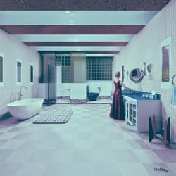 Mod Bathroom 2
