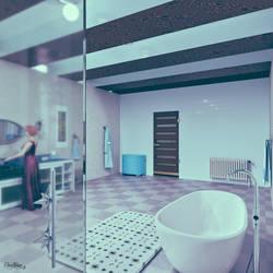 Mod Bathroom 3