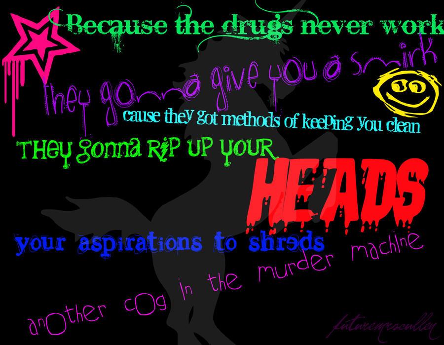 My Chemical Romance Wordart by MissMusicMartina