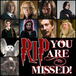 Harry Potter Deaths :SPOILERS: