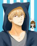 Kyouya (Wolf Girl Black Prince)