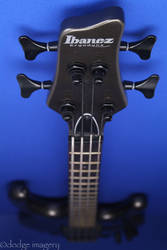 Ibanez Bass by dodgeimagery