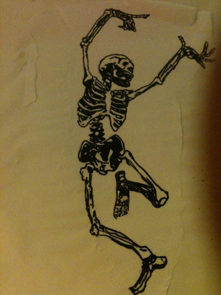 Dem Bones by liberace7891