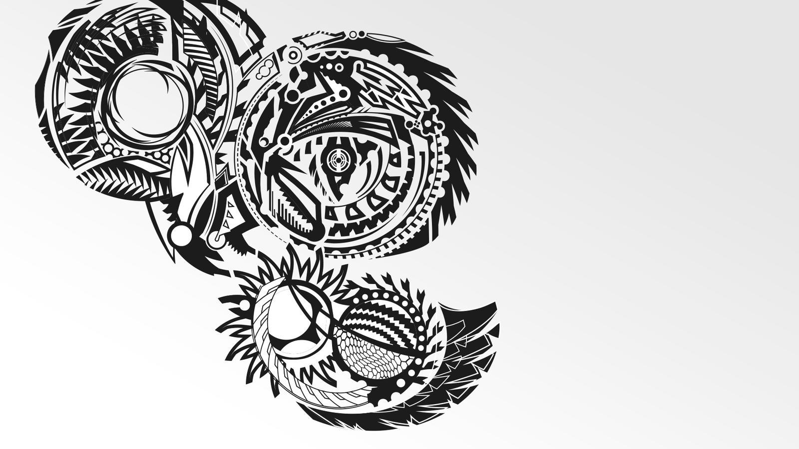 maori art iphone wallpaper - photo #31