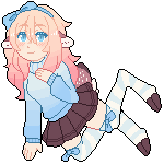 [P] Snowy Lily by JUNlP3R