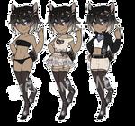 [P] Kolate outfits/ref