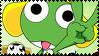 Keroro Stamp by Toonfreak