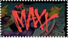 Maxx Stamp by Toonfreak