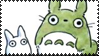 Totoro Stamp 1 by Toonfreak