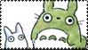 Totoro Stamp 1