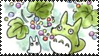 Totoro Stamp 3 by Toonfreak