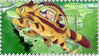 Kittenbus Stamp by Toonfreak