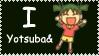 Yotsuba Stamp by Toonfreak