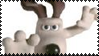 Gromit Stamp by Toonfreak