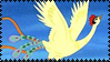 Phoenix Stamp 1 by Toonfreak