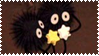 Soot Love Stamp by Toonfreak