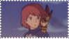 Nausicaa Stamp by Toonfreak