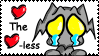 Heart The Heartless Stamp by Toonfreak