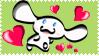 Cinnamoroll Stamp by Toonfreak