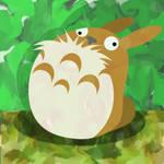 Hiding Totoro