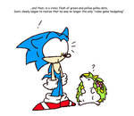 Shaymin and Sonic
