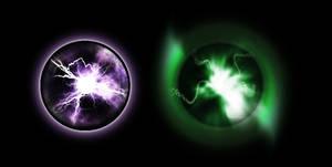 Shadow Ball and Energy Ball
