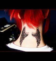 Wings Tattoo 2 by lisaaskew
