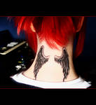 Wings Tattoo 2