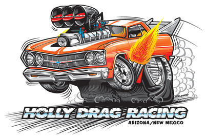 CARtoon'd Chevelle by RobSWD
