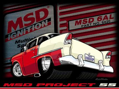 MSD '55 by RobSWD