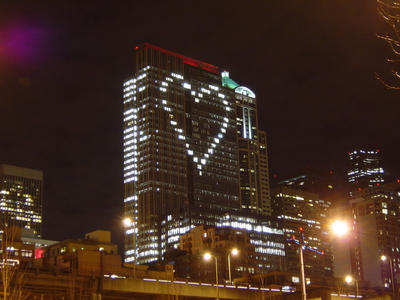 Seattle DT Valentine's Eve by eight22