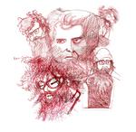 Ben Caplan Sketch collection
