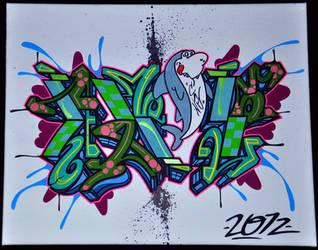 Canvas 043 by KHAP-GHENG