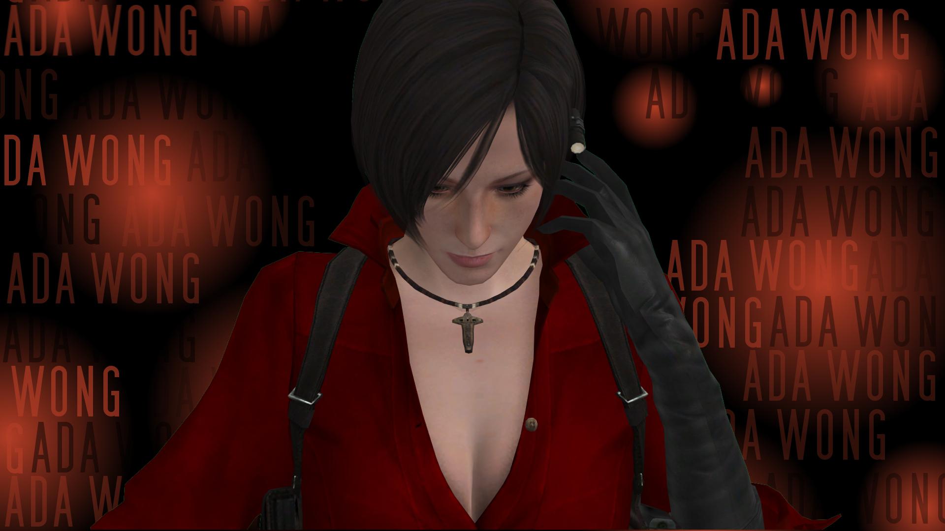 Wallpaper - Ada Wong - Resident Evil 6 by leo77940 on ...