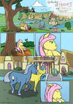 MLP 'On the day of Hearts and Hooves' pg 1 ENG