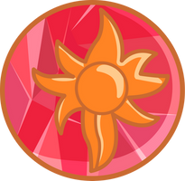 EG Sunset pendant vector by TheSpectral-Wolf