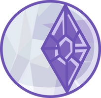 EG Rarity pendant vector by TheSpectral-Wolf