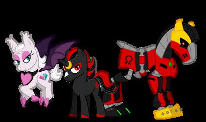 Ponified Team Dark