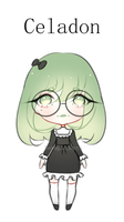 Celadon (Adopt Auction, Ended)