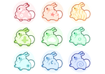 Bunbies (Free Adoptables, Closed)