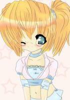 Blue Lolita by Savvii-chan