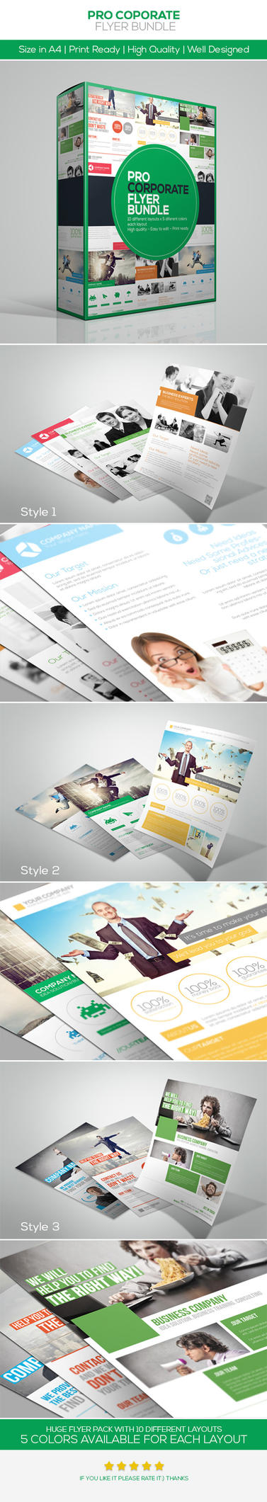 Premium Corporate Bundle by hoanggiang12