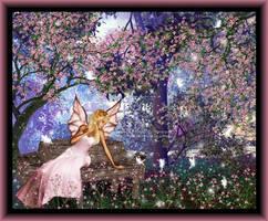 The Fairy Garden by Jenna-Rose
