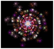 A Sparkly Spiral by Jenna-Rose