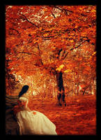 Enjoying the Autumn by Jenna-Rose