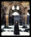 Winter at the Ruins