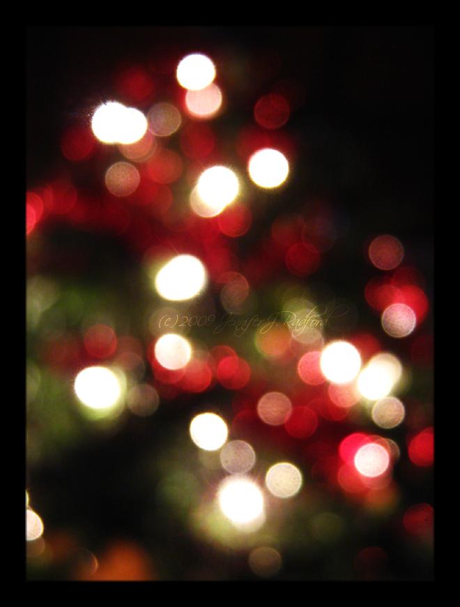 O Christmas Tree by Jenna-Rose