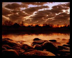Toluca Lake by Jenna-Rose